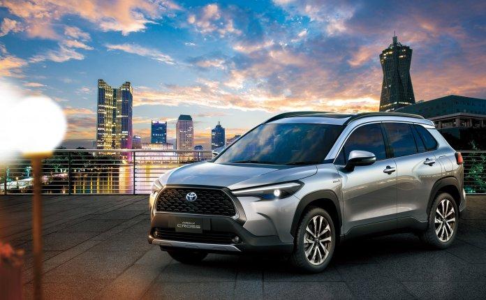 Toyota Corolla Cross Front