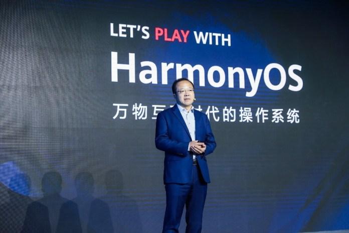 Huawei HarmonyOS 2.0 Developer Beta Released
