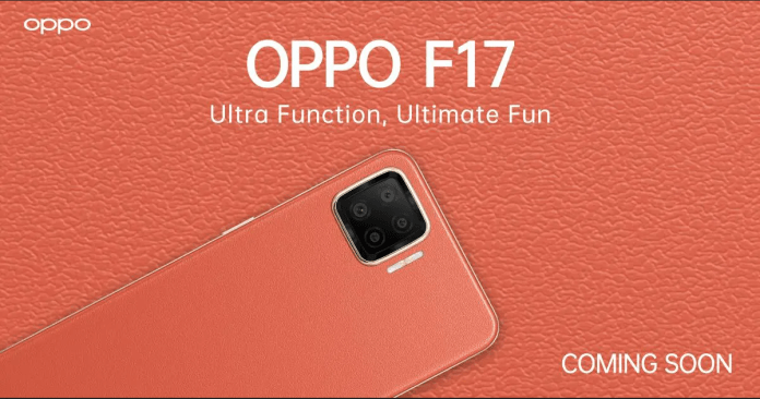 OPPO to Launch F17 in Two Vibrant Colours