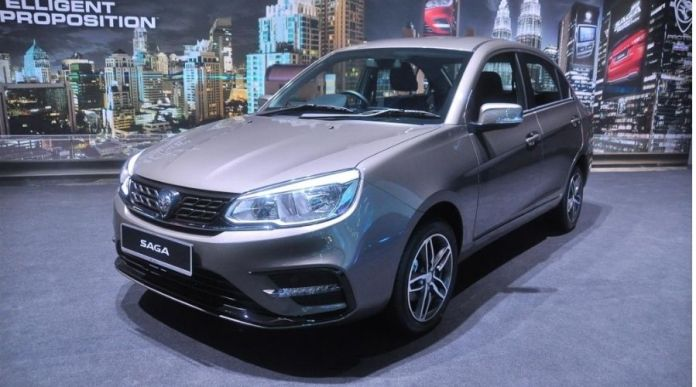 Proton Saga Variants to Launch Soon in Pakistan