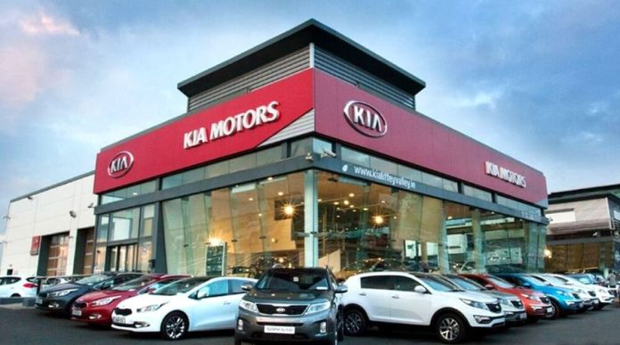 Kia Motors Eyes Major Market Share, After Record Sales in Pakistan
