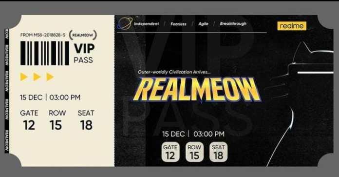realmeow ticket