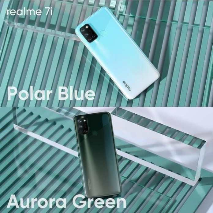 Realme Pakistan released 7i and Buds Wireless Pro