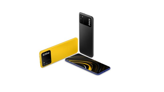 poco m3 mobile