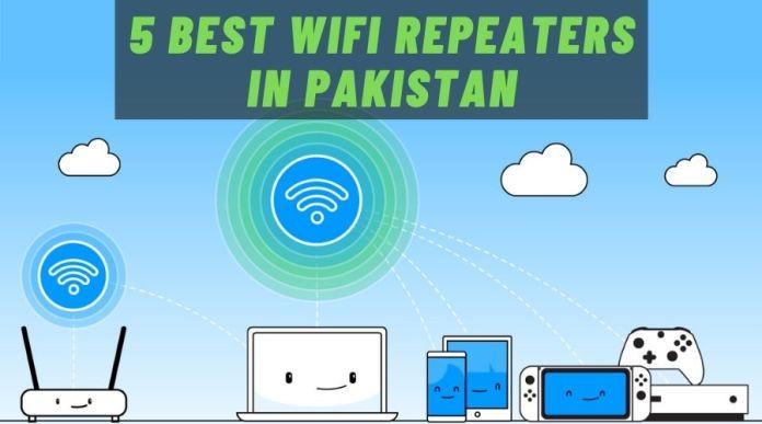 5 Best WiFi Repeaters in Pakistan