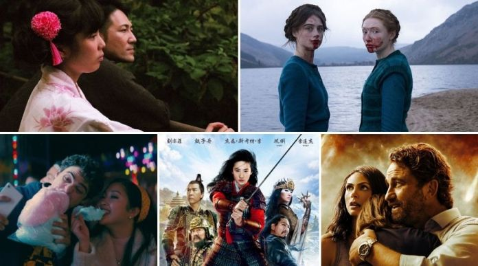 Top 10 Movies of 2020