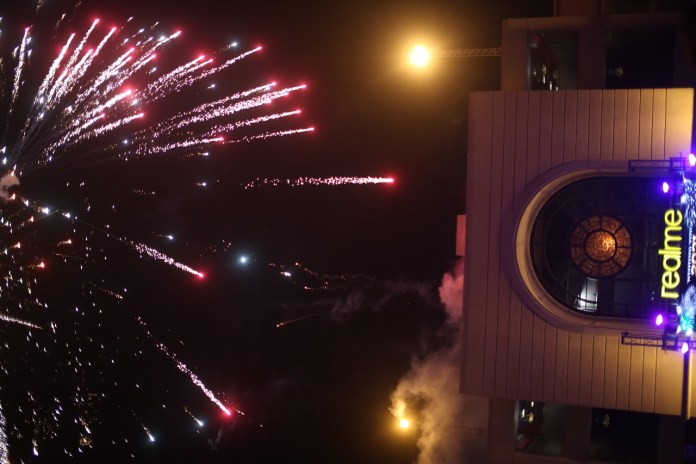 Realme Team, Real fans & Media Partners Celebrated New Year's Eve at Port Grand, Karachi