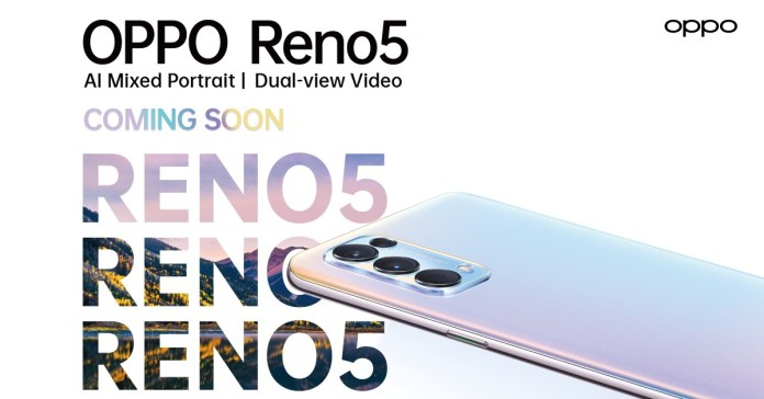 OPPO to Launch Reno 5 in Pakistan