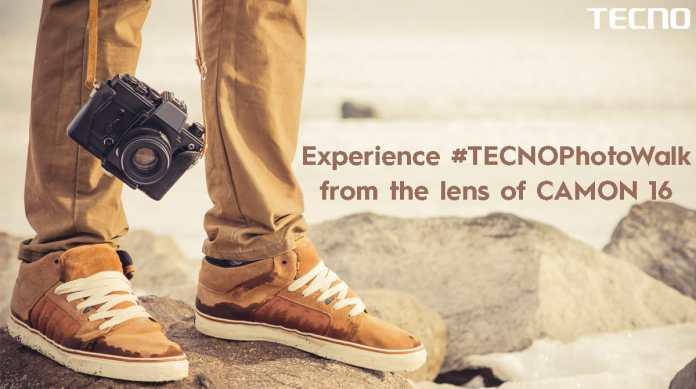 #TECNOPhotoWalk  with Camon 16
