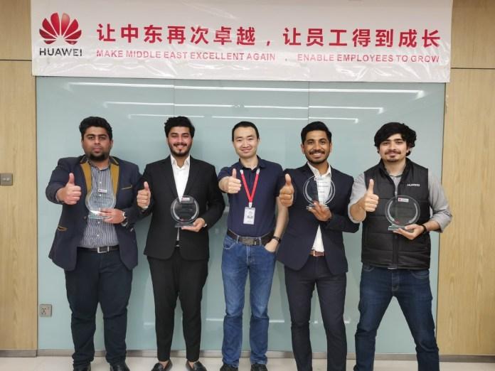 Huawei Developer Competition 2020 Winners in Pakistan