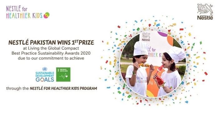 Nestlé for Healthier Kids (N4HK)
