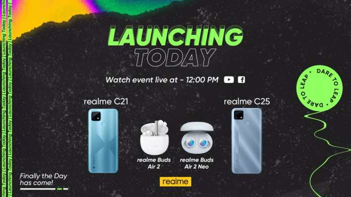 Realme C25 with 48MP AI Triple Camera & 6,000mAh Battery Launched in Pakistan