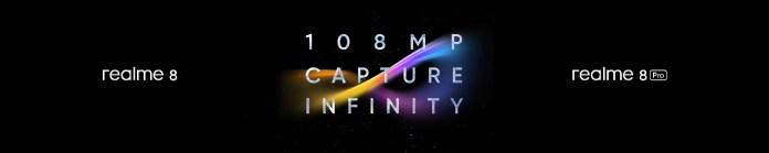 realme 8 pro 108MP Camera