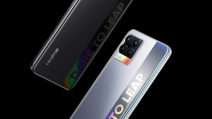 realme to Capture Infinity with the all new realme 8 Series