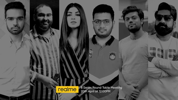 realme Influencer Roundtable