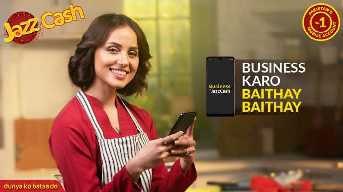 JazzCash Launches 'Business App' for Business Owners
