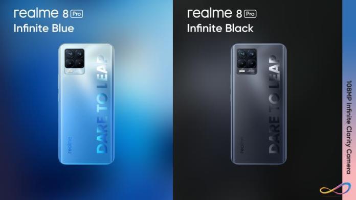 realme 8 and 8 Pro