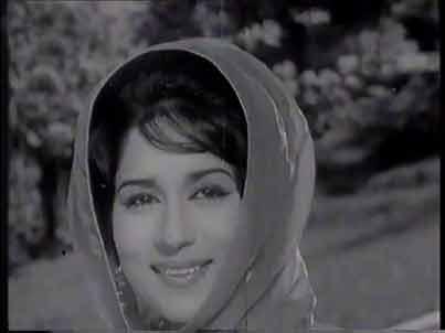 Actress Shamim Ara