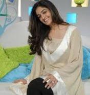 Nadia Jamil on Channel 24