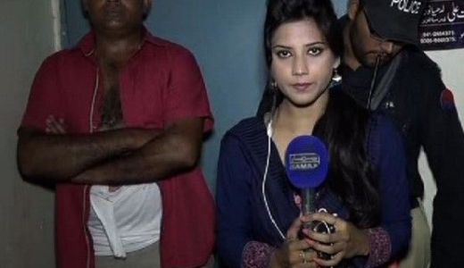 Samaa_Reporter_Attack