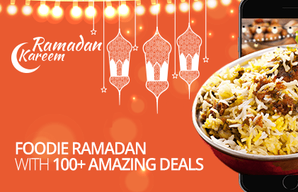 foodpanda Ramadan deals 2016 cover