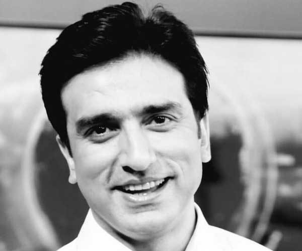 pakistani anchorperson
