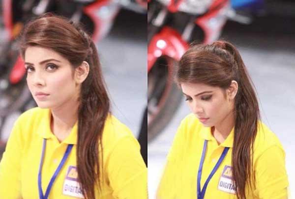 Fabiha from Jeeto Pakistan
