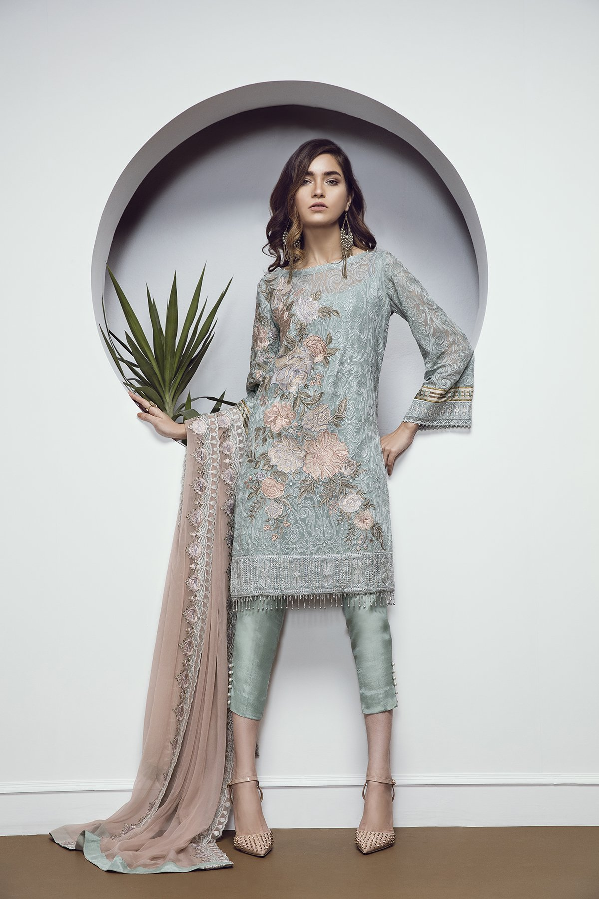 Semi Formal Dresses For Women Online Shopping In Pakistan