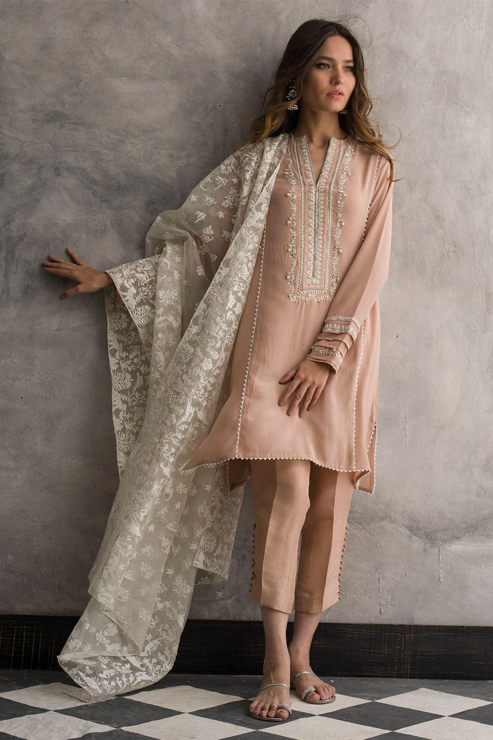 To acquire Eid collection dresses designed by nida azwer picture trends
