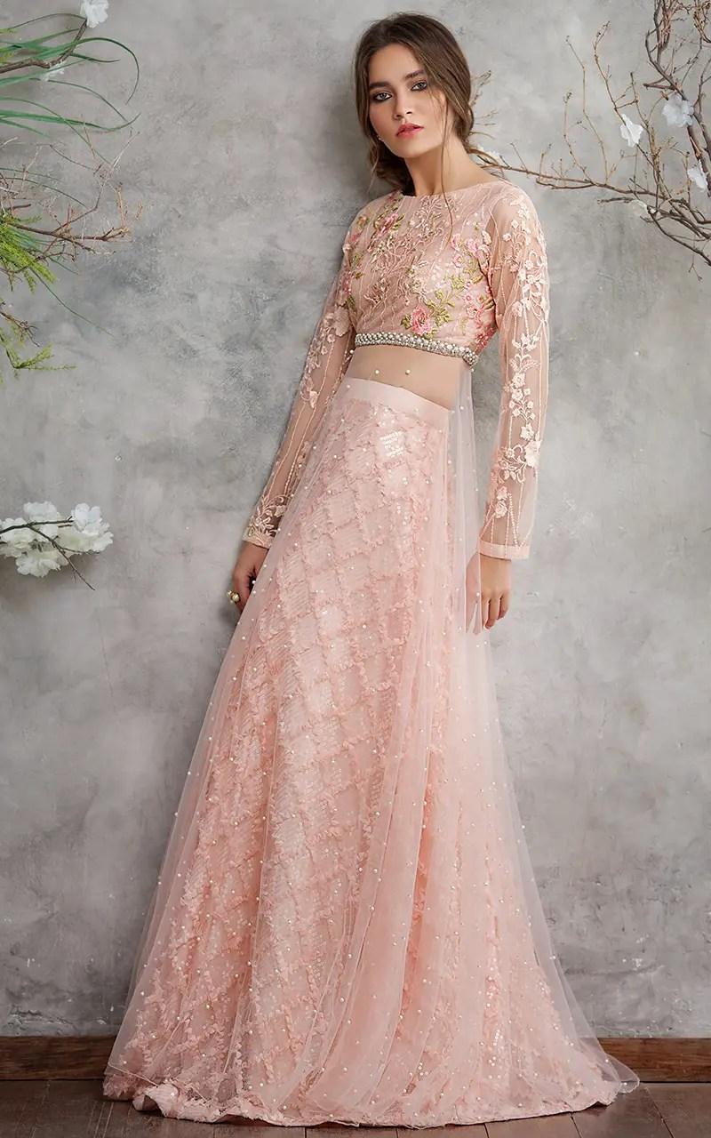 Modern Pakistani Wedding Dresses