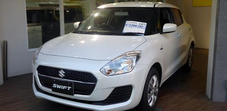 Launch of the new Suzuki Swift