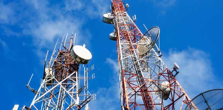Mobile telecom spectrum