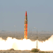 Pakistan successfully tested the Shaheen-1A ballistic missile