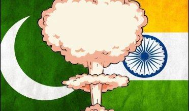 پاک بھارت ایٹمی جنگ ہوئی تو ساری دنیا بھوکی مرجائے گی، امریکی ماہرین Pakistan-India-Atomic-War-USA-Think-Tank