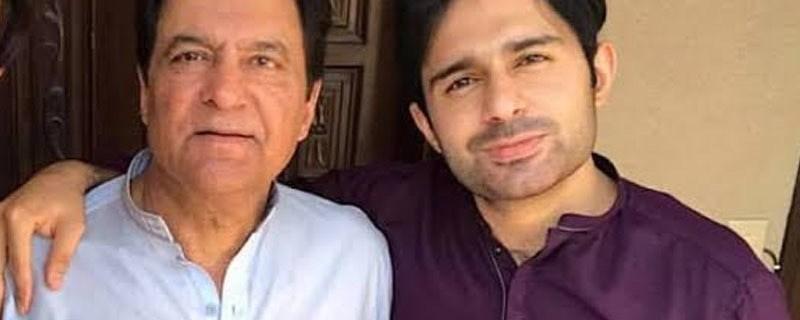 firdous jamal actor darama pakistan leaving Pakistan Firdous Jamal Son