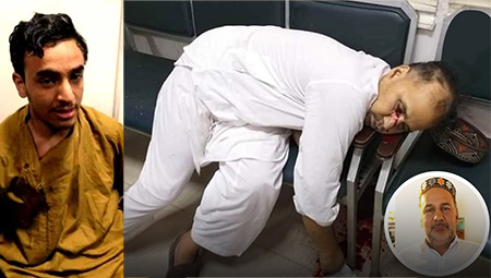 Tahir Ahmed Naseem shot dead for blasphemy in Pakistan courtroom