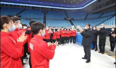 بیجنگ سرمائی اولمپکس 2022 کی تیاریاں بھرپور انداز میں جاری