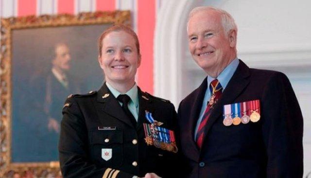 Canada Urdu News کینیڈین فوج میں جنسی حملے، فوج کی اعلیٰ افسر مستعفی