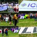 مختلف ممالک سے تعلق رکھنے والے امریکی شہریوں کی آرگنائزیشنICIRRکی جانب سے شکاگو امریکہ میں ایک مظاہرہ ہوا