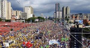 Venezuela's deep economic and social crisis shows no signs of abating. (Photo by  Rodrigo Suarez, CC license)