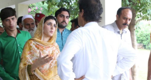 Ayesha Gulalai's accusations have pushed Pakistan into a new round of gutter politics.