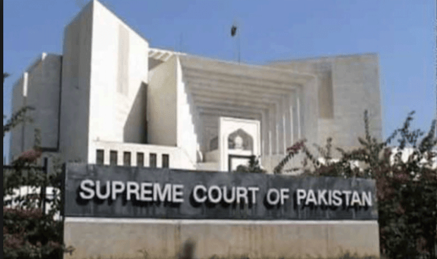 Supreme Court building in Islamabad has been at the center of much of Pakistan's political drama in recent months.