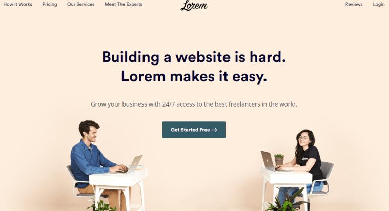 איך להפוך למומחה בשיווק שותפים באמצעות האתר Lorem