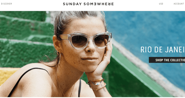 חנות שופיפיי למשקפיים  - Shopify