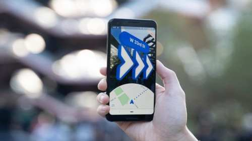 Google Maps Gets Improved With Inside Live View AR Directions
