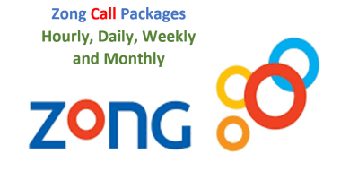 How to subscribe zong call packages Daily, Weekly, Monthly