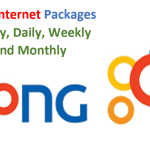 How to subscribe Zong internet packages Daily, Weekly, Monthly