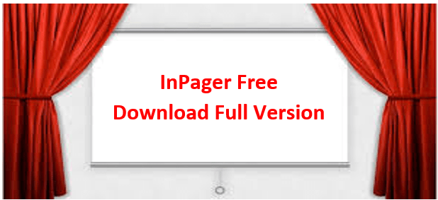 Inpage Free Download Software