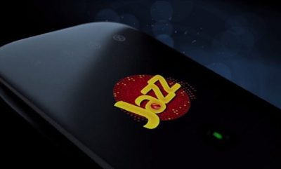 Jazz 4G Generated the highest-ever Revenues of Rs. 55.05 bn during 1Q21