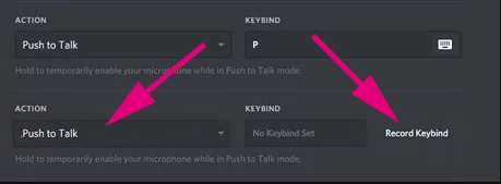 How to Configure Push to Talk in Discord